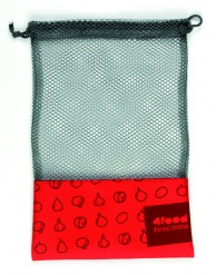 Net bag for food 4FOOD 29 x 20 cm, 2,5 l
