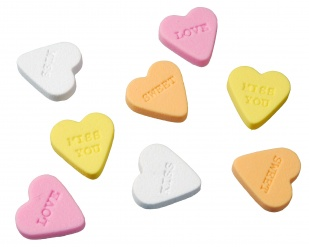 Candy Magnet Set Of 8 Multicolour Xxx