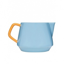 POP jug, Turquoise/Orange