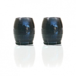 Soapstone Shot Glass - Tulip (Set of 2)
