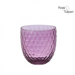 OPERA VIOLET WATER GLASS