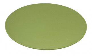 Large Bite Plate Willow green