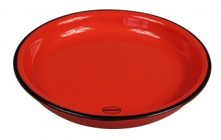Cabanaz SMALL PLATE Red
