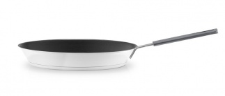 Gravity frying pan 24 cm Grey