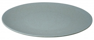 LARGE BITE plate Powder blue