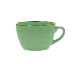 CONCERTO (Tiffany Green) VERDE ACQUA Breakfast Cup Cap. 420 cc