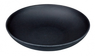 DEEP BITE PLATE Carbon black