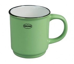 Cabanaz STACKABLE MUG Vintage Green