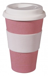 CRUISING TRAVEL MUG Lollipop pink