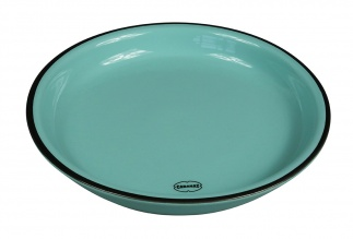 Cabanaz SMALL PLATE Blue