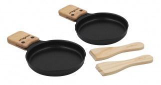 Add-on 2 chocolate pans for LUMI CHEESE