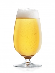 Beer glass, small 2 pcs.