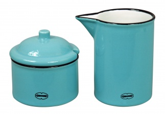 Cabanaz SUGAR & MILK SET Arctic blue