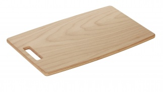 Chopping board AQUARESIST 40 x 26 cm, beech wood