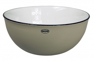 Cabanaz SALAD BOWL Warm grey