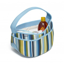 Baby Buddy: Essentials Caddy Baby Blue Stripe