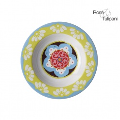 Nador Soup Plate Cm 23 Light Blue