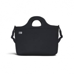 Duffle Tote - Small Black