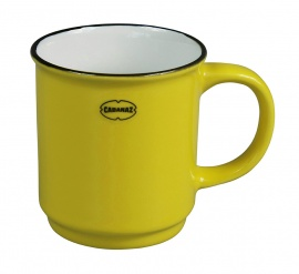 Cabanaz STACKABLE MUG Yellow