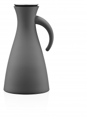 Vacuum jug Matt Elephant grey