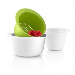 Bowl and colander set