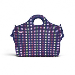 Duffle Tote - Medium Dot No. 9