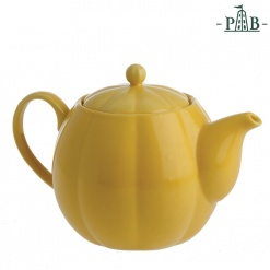 VILLADEIFIORI TEA POT YELLOW CC 800