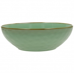 CONCERTO (Tiffany Green) VERDE ACQUA Salad Bowl Ø 26 cm