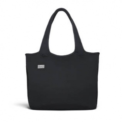 Everyday Shoulder Tote Black