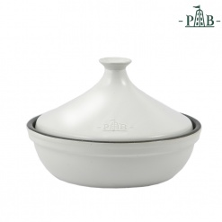 SAPORI TAGINE D30 CM WHITE GB