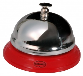 Cabanaz BELL desk bell Red