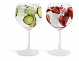 Gin Glasses 2-pack