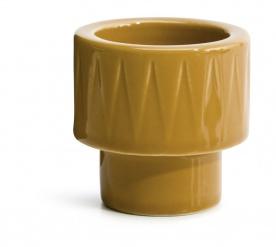 7.5 x 7.5 x 21 cm la Porcellana Menage Classic Oil Bottle Porcelain White