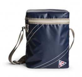 Nautic cooler bag blue