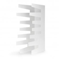 Magazine Rack White