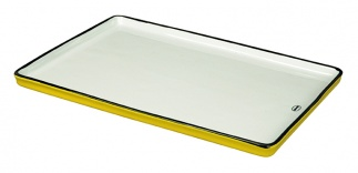 TRAY Yellow