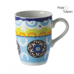Nador Mug In Gb Blue