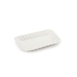 Ducale  Rectangular Pastry Tray Cm 27X19 In Gift Box