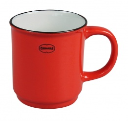 Cabanaz STACKABLE MUG Red