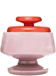 POP bowl, Pink/red