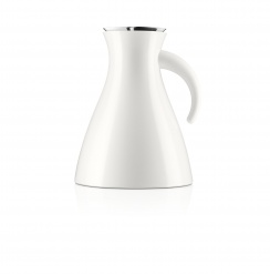Vacuum jug 1.0l white, short