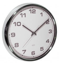 Cabanaz Wall Clock Wh