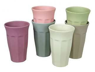 CUPFUL OF COLOUR XL cup/6 DWN