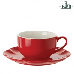 VILLADEIFIORI BREAKFAST CUP W/SCC420 RED