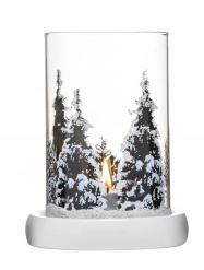 Winter lantern / candle holder