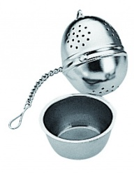 Tea Ball Infuser With Caddy Presto