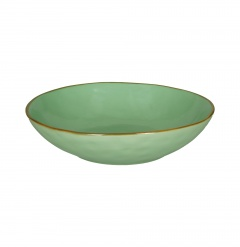 Dining, TablewareCONCERTO (Tiffany Green) VERDE ACQUA Soup Plate Ø 21 cm£7.50