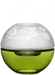 Shine tealight holder green xxx