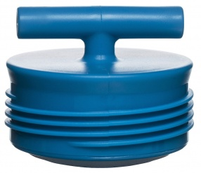 Accent lid, blue