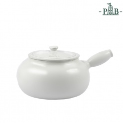 SAPORI POTATO POT 2,5 L W/L WHITE GB